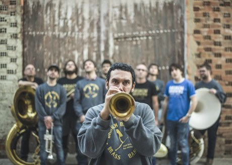 Broken Brothers Brass Band