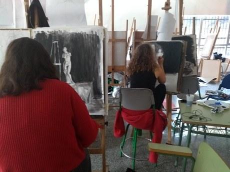 Eibar BHI - Adin txiki, artista handi