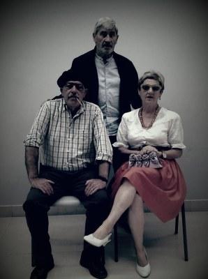 "Antzerkia: ""Esperpentos con chispa y fuego"" (Ikasten) @ Coliseo Antzokian"