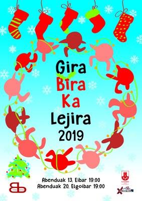 Girabirakalejira @ Toribio Etxeberria kalea