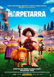 ZINEMA KALEAN: Harpetarra @ Untzagan