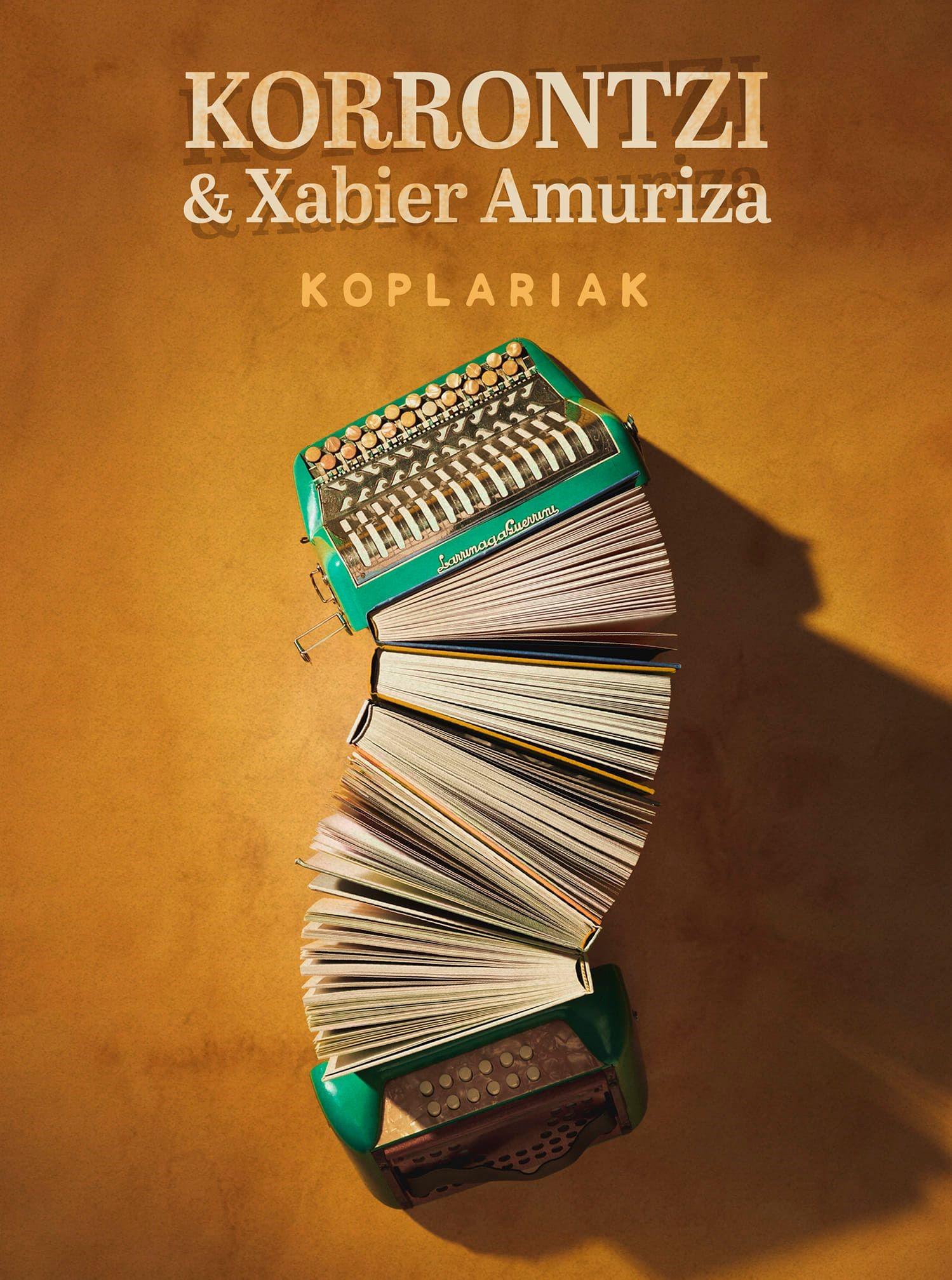 Koplariak - Korrontzi & Xabier Amuriza