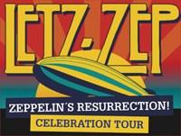 LETZ ZEP - Led Zeppelinaren tributu