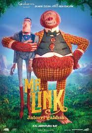 Mr. Link. Jatorri galdua