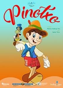 """Antzerkia: """"Pinocho"""" (GLUGLU) @ Coliseoan"""