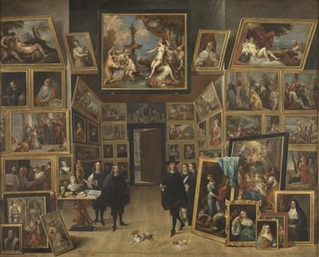 Pradoko Museoa kaleetan