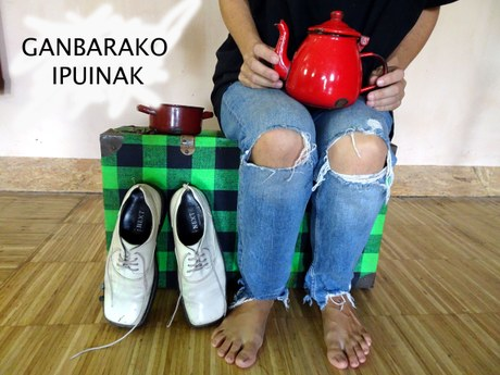 Ganbarako ipuinak