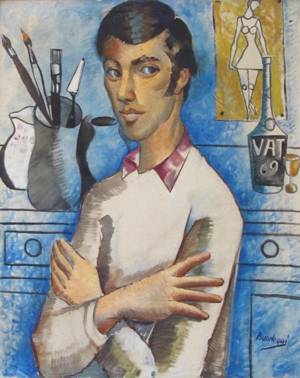 Daniel Txopitea (1950-1997) eta Ainize Txopitea: aita-alaben arteko erakusketa hil honen 20an amaituko da.
