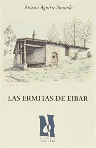 650. urteurrenaren (1996) logotipoa liburuaren azalean, Andres Palacios Iraolagoitia eibartarrarena.