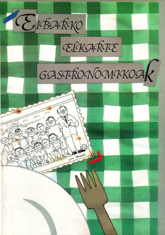 Eibarko tailerren eta herriko elkarte gastronomikoen arteko harremanak: abian da Igor Etxabe ikerlariaren lana.