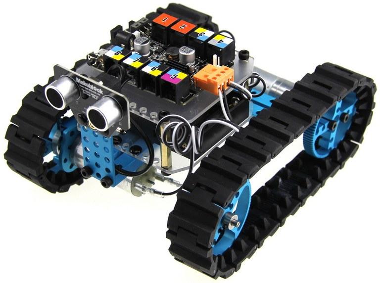 Gabonetako oporretan robotika ikastaroak