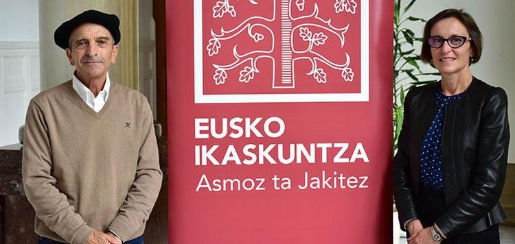 Lekuona Saria, Eusko Ikaskuntza.