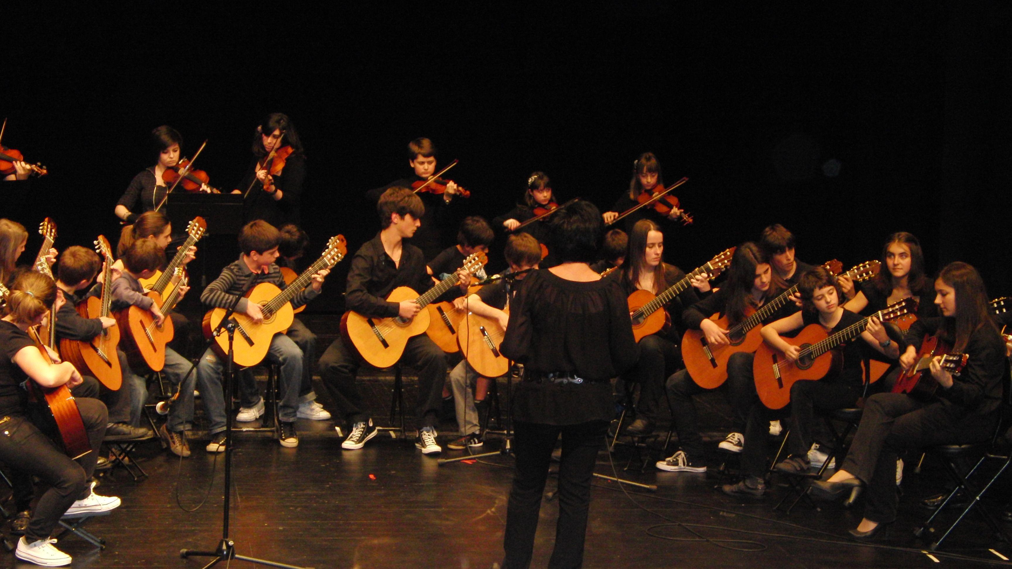 Matrikulazio epea zabalik Juan Bautista Gisasola Musika Eskolarako