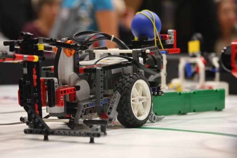 Robotika LEGO Mindstorms EV3