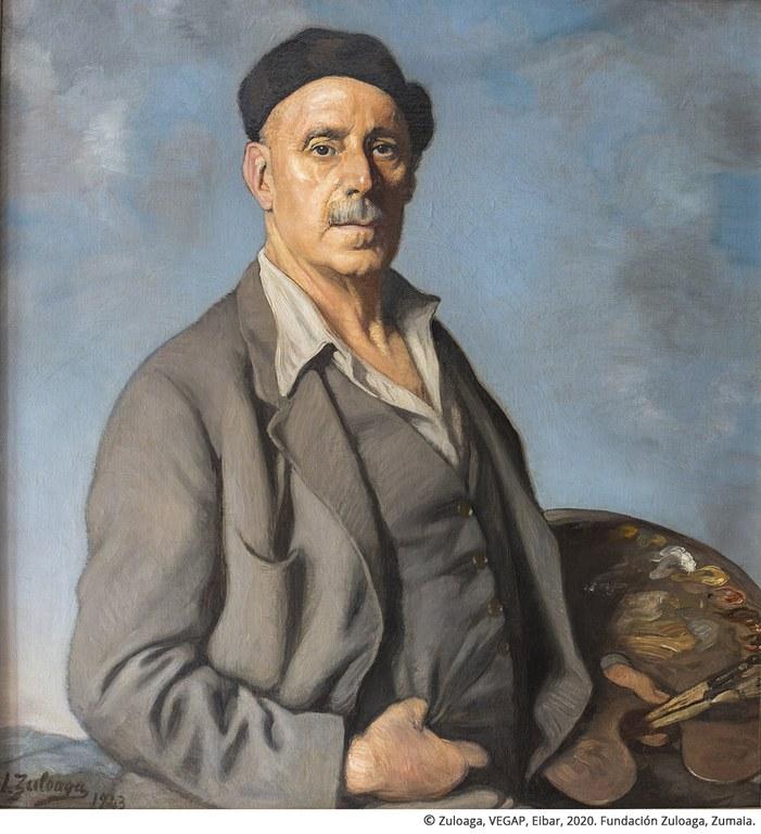 Ignacio Zuloaga (Eibar, 1870 - Madril, 1945)