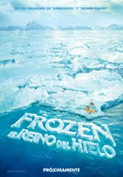 Frozen. El reino del hielo  3D