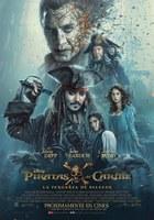 Piratas del Caribe. La venganza de Salazar.