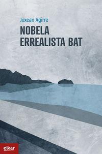 Nobela errealista bat_azala
