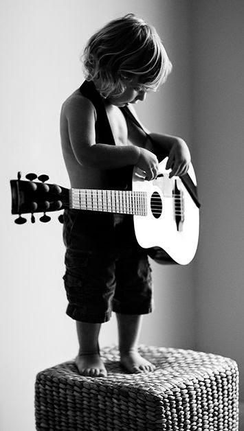 gitar+child