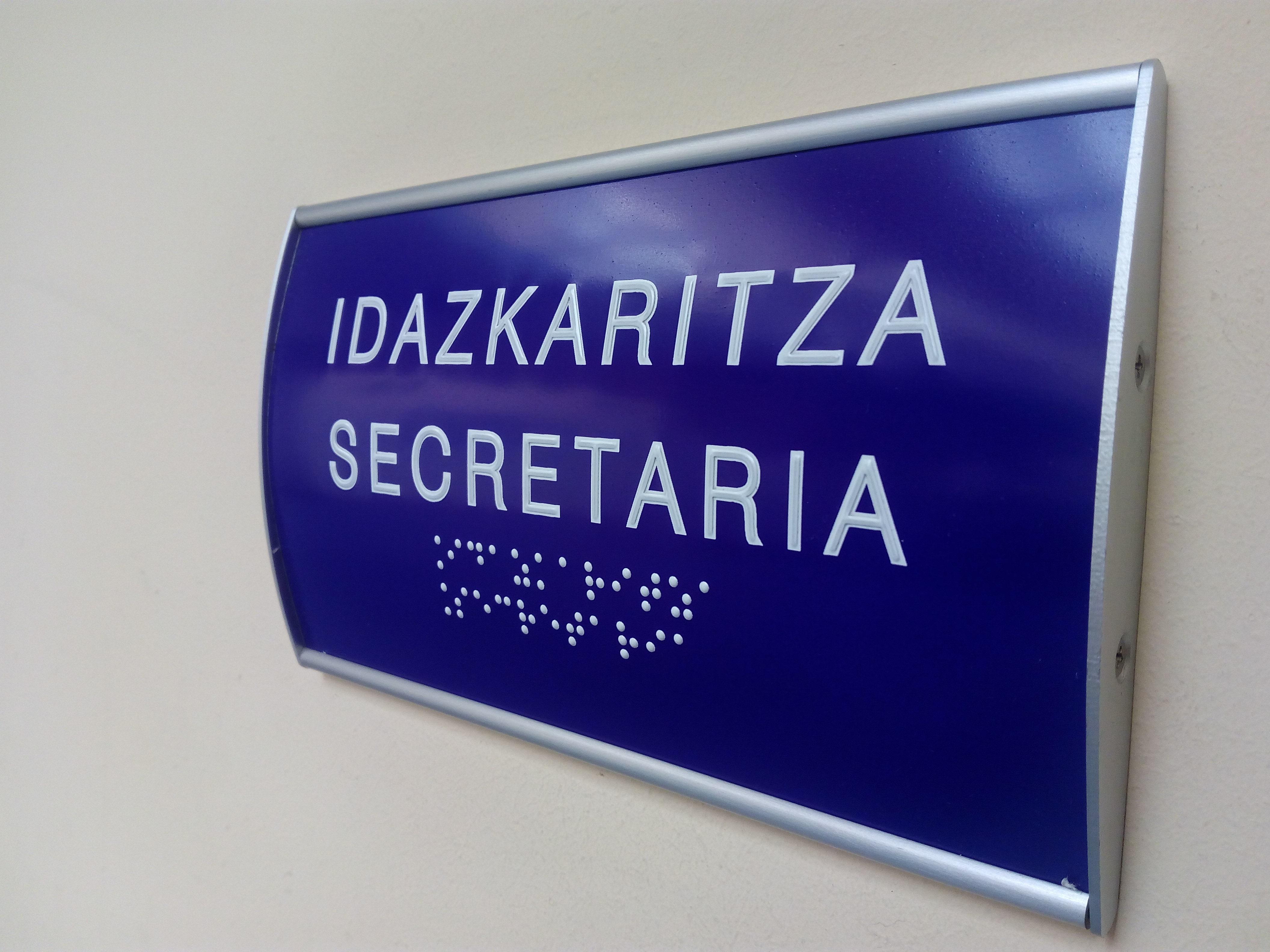 Idazkaritza